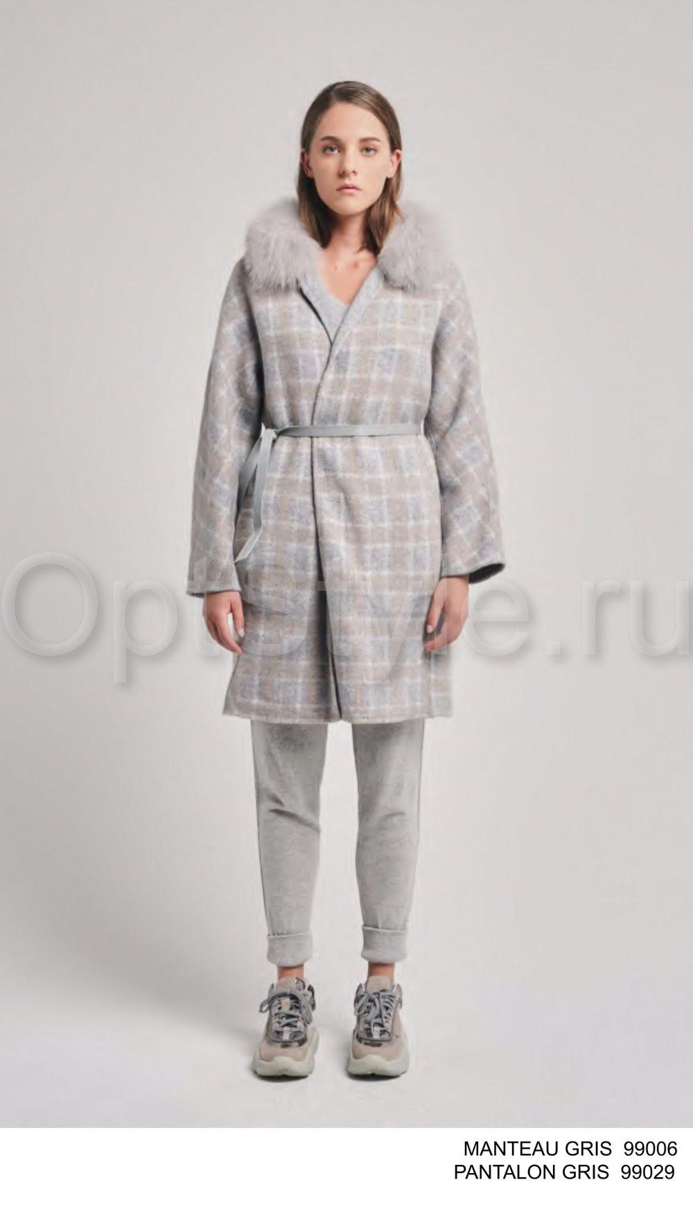 Interdee пальто 99006 Manteau 52280р официальный каталог